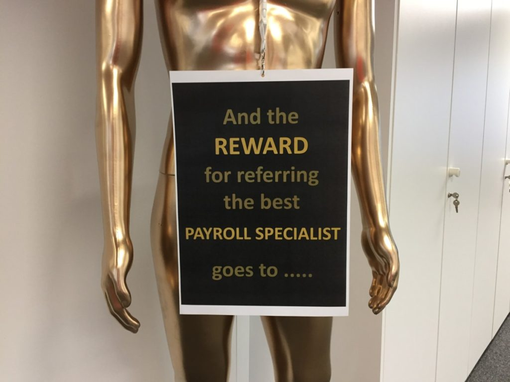 Blog: reward