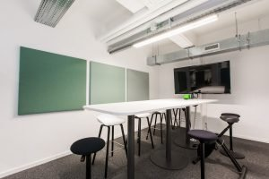 Blog: vergaderzalen - staruimte